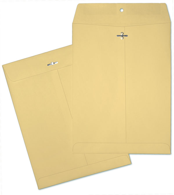 10 x 15 clasp 32lb manila kraft open end clasp envelopes for 10x13 window envelope
